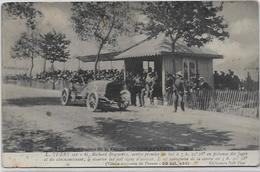 CPA Voiture Automobile Course Circuit Non Circulé Gordon Bennett Auvergne 1904 éliminatoires - Autres
