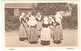 Klederdracht - Zeeland - Walcheren - J.H. Schaefer's Platino Edition - Costumes