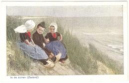 Klederdracht - In De Duinen (Zeeland) - Kinderen - Costumes