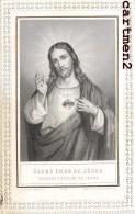 IMAGE PIEUSE DENTELLE JESUS-CHRIST RELIGION SANTINI TURGIS - Imágenes Religiosas