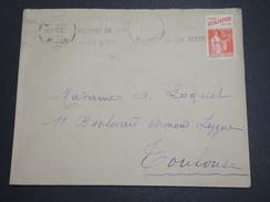 FRANCE - Env Avec Timbre PUB Pour Toulouse - P21267 - Advertising