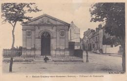 21V - 80 - Saint-Valéry-sur-Somme - Yvelines - Tribunal De Commerce - N° 26 - Saint Valery Sur Somme