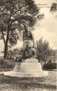 Soignies. Monument Du Travail. - Soignies