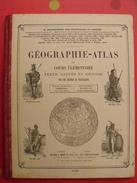 Géographie-Atlas. Mame Possielgue 1911 - Géographie