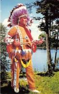 THEME AMERINDIENS / A Proud Canadian Chief - Amérique