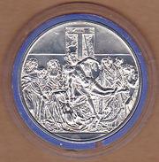 AC - GERMANY - DIE KREUZABNAHME VOR 1443 ROGIER VAN DER WEYDEN JESUS CHRIST 66.50 GRAMM 925 SILVER - [ 7] 1949-… : FRG - Fed. Rep. Germany