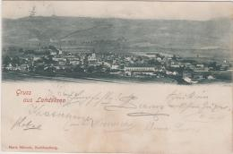 AK - (Deutschböhmen) LANDSKRON (Landskroun) -  Panorama 1899 - Tschechische Republik