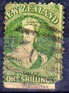 NOUVELLE ZELANDE – NEW ZEALAND – Colonie Britannique – 1864 N° 36  OBLITERE - 1855-1907 Colonie Britannique