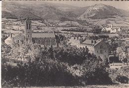 G , Cp , 81 , DOURGNE , Abbaye Saint-Benoit D'En-Calcat , Vue Générale - Dourgne