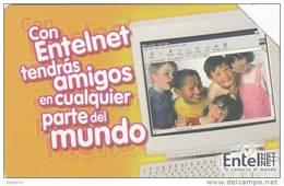 BOLIVIA(Urmet) - Entelnet 2, Tirage 630000, Exp.date 31/12/00, Used