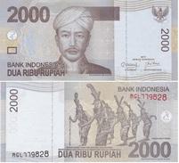 Indonesia - 2000 Rupiah2011 ( 2009 ) UNC Lemberg-Zp - Indonésie