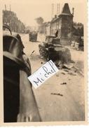 ORIGNY STe BENOITE  Char De La 6 Pz Détruit - 1939-45