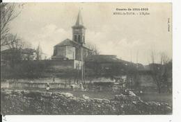 Menil La Tour  Eglise - Francia