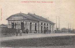 Saint Pierre Du Vauvray Gare Canton Louviers - Otros Municipios