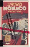 MONACO - 2e Grand Prix De Monaco 1930, Tirage 11000, 04/91, Mint - Monaco