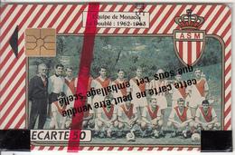 MONACO - Equipe De Monaco 1962-63, Association Sportive De Monaco,  Tirage 11000, 04/91, Mint - Monaco