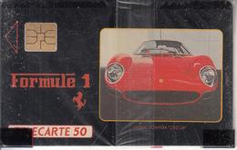 MONACO - Ferrari Formule 1, Tirage 11000, 04/91, Mint - Monaco