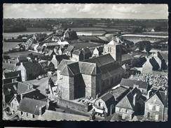 Cpsm Du 22 Penvénan Place Du Bourg -- En Avion Au-dessus De ...   GX42 - Penvénan