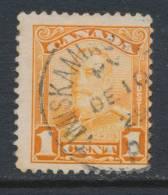 CANADA, Postmark TIMISKAMING (Quebec) - Gebruikt