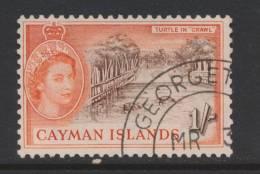 CAYMAN ISLANDS, Postmark GEORGETOWN - Kaaiman Eilanden
