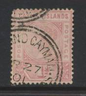 CAYMAN ISLANDS, Postmark GRAND CAYMAN - Kaaiman Eilanden