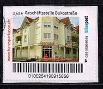 Biberpost, Geschäftsstelle Bukostrassel, Standardbrief  Porto 0,60 Euro - Privatpost