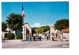 33 Contaut Centre De Formation Marine D' Hourtin Entrée Principale Marine Française Marin - Other Municipalities