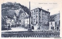 VITTORIO VENETO-TREVISO-PIAZZA FLAMINIO -ORIGINALE ANTICA 100% - Treviso
