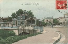 Troyes - Le Vouldy (colorisée) - Troyes