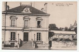 *b* - LANGEAIS - La Mairie - Petite Animation - LL.46 - Langeais