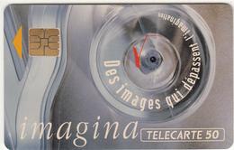 MONACO - Imagina 92(A1A5473), Tirage %20000, 10/91, Used