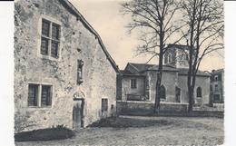 G , Cp , 88 , DOMRÉMY , Maison Natale De Jeanne D'Arc Et L'Église - Domremy La Pucelle