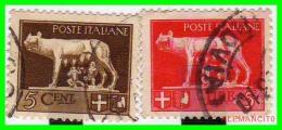 ITALIA   -  SELLOS  AÑO 1929 - 1900-44 Victor Emmanuel III