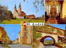St.andra Im Lavanttal - Karnten - Austria - 6106 - Formato Grande Non Viaggiata - E - Autres