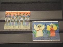 NAURU - 1976 NATALE 4 VALORI  - NUOVI(++) - Nauru