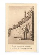Pour L'érection D'un Monument à La Gloire De L'infanterie - Année 1939 - Marcophilie (Lettres)