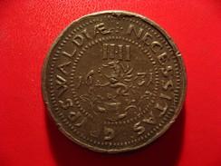 Allemagne - Greifswald - 4 Shillings 1631 - 82.5 Grammes, Refrappe, Restrike. Fissure De Coin Correspondant. Uniface. - [ 1] …-1871: Altdeutschland