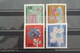 Germany, 1963, Mi: 392/95 (MNH) - Planten
