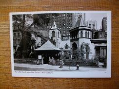 états-unis , New York City , The Little Church Around The Corner - Églises