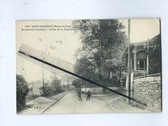 CPA  -  Montmorency (Seine Et Oise) - Boulevard D'Andilly - Arbre De La Liberté - Montmorency