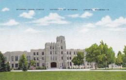 Wyoming Laramie Union Campus University Of Wyoming - Laramie