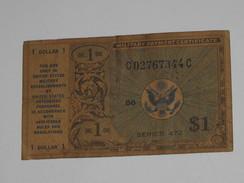 1 One Dollar  - Série 472 Military Payment Certificate 1970   ***** EN ACHAT IMMEDIAT ***** - Certificati Di Pagamenti Militari (1946-1973)