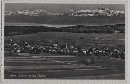 Biere Er Les Alpes - Photo: Perrochet No. 4986 - VD Vaud