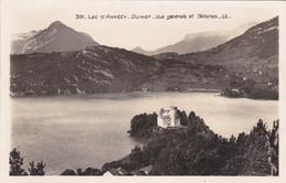 74 - LAC D'ANNECY - Vue Générale Et Talloires - Annecy