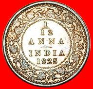 § CALCUTTA: INDIA ★ 1/12 ANNA 1925 UNC MINT LUSTER! LOW START ★ NO RESERVE! George V (1911-1936) - Inde
