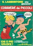 Corriere Dei Piccoli 7 Luglio 1974 - Corriere Dei Piccoli