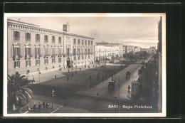 Cartolina Bari, Regia Prefettura - Bari