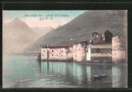Cartolina Cannero, Castelli Di Cannero - Autres Villes