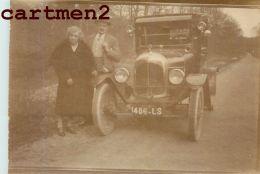 AUTOMOBILE VOITURE CAR TACOT 1930 - Auto's