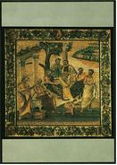 Neapel / Napoli - Museo Archeologico Nazionale - Accademia Di Platone - Mosaik - Ansichtskarte Ca. 1970  (6482) - Napoli (Nepel)